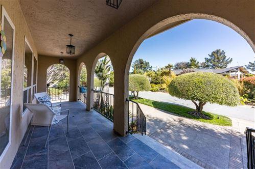 Tiny photo for 5 Anguido Court, HILLSBOROUGH, CA 94010 (MLS # ML81844982)