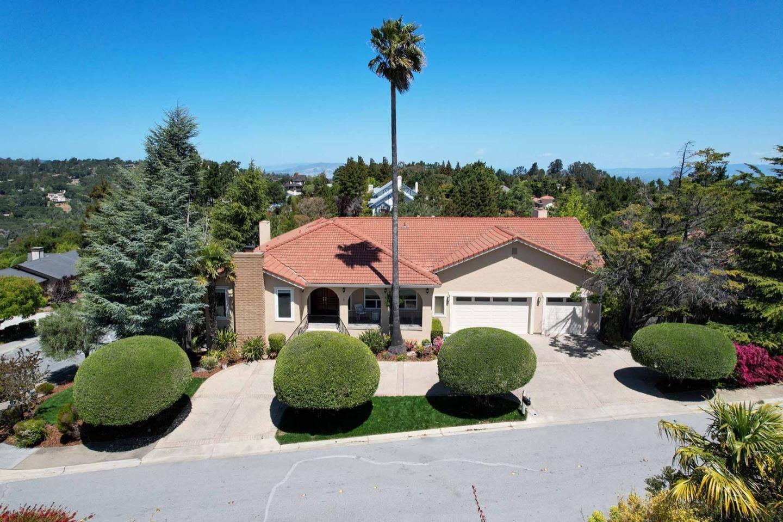 Photo for 5 Anguido Court, HILLSBOROUGH, CA 94010 (MLS # ML81844982)