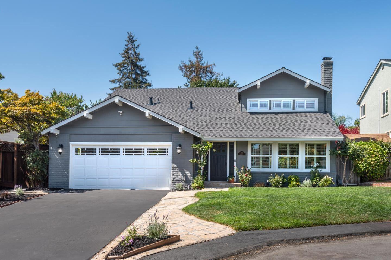 256 Timothy Drive, San Carlos, CA 94070 - MLS#: ML81861982