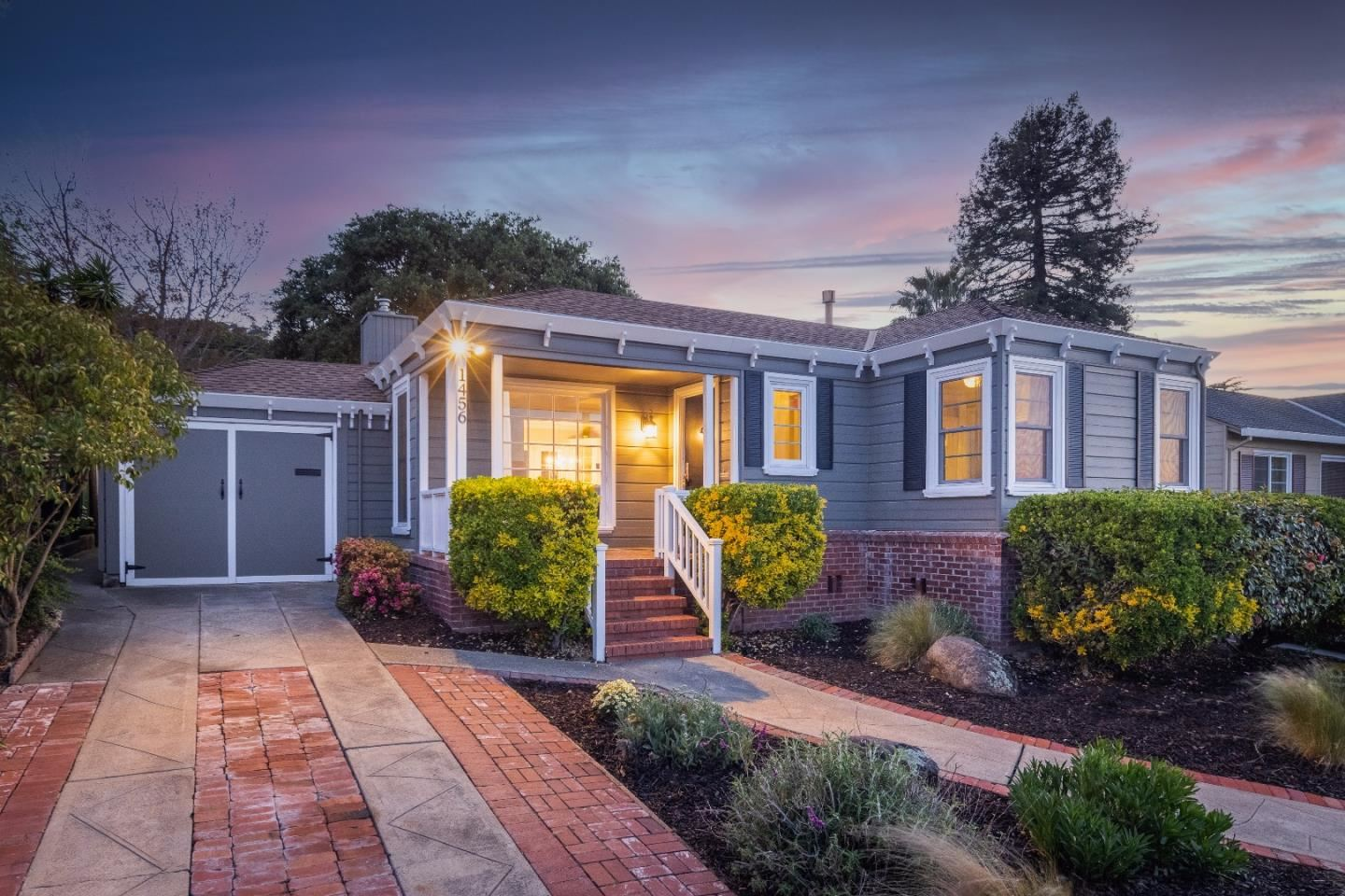 Photo for 1456 Fifth Avenue, BELMONT, CA 94002 (MLS # ML81838987)