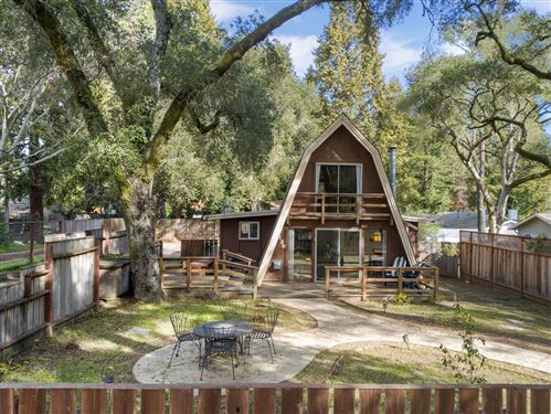 Photo of 130 Bobs LN, SCOTTS VALLEY, CA 95066 (MLS # ML81824988)
