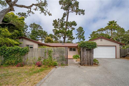 Photo of 2904 Sawmill Gulch Road, PEBBLE BEACH, CA 93953 (MLS # ML81842989)