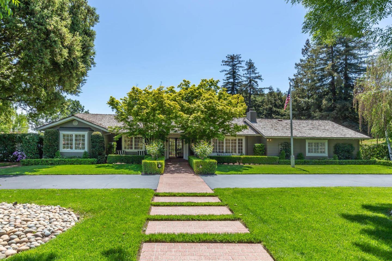Photo for 23300 Eastbrook Avenue, LOS ALTOS, CA 94024 (MLS # ML81839991)