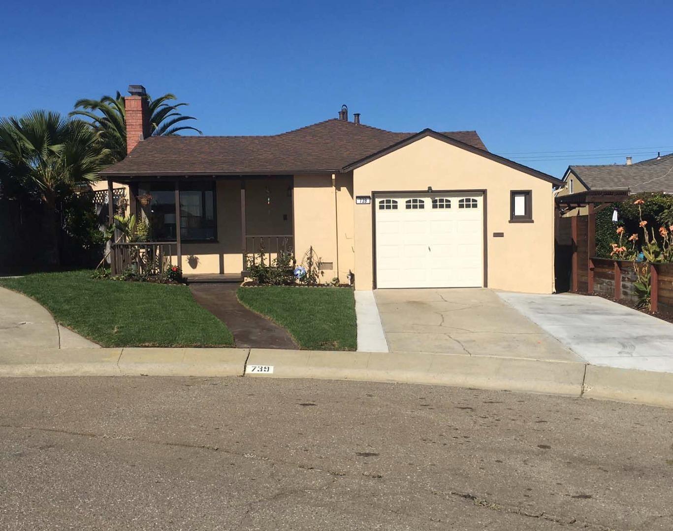 739 Linden Court, San Bruno, CA 94066 - MLS#: ML81866991