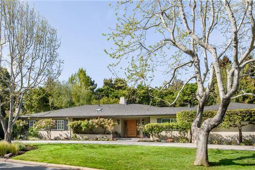Photo of 565 Barbara Way, HILLSBOROUGH, CA 94010 (MLS # ML81842992)