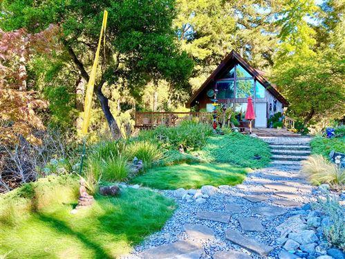 Photo of 240 Alpine Oaks Road, LA HONDA, CA 94020 (MLS # ML81862993)