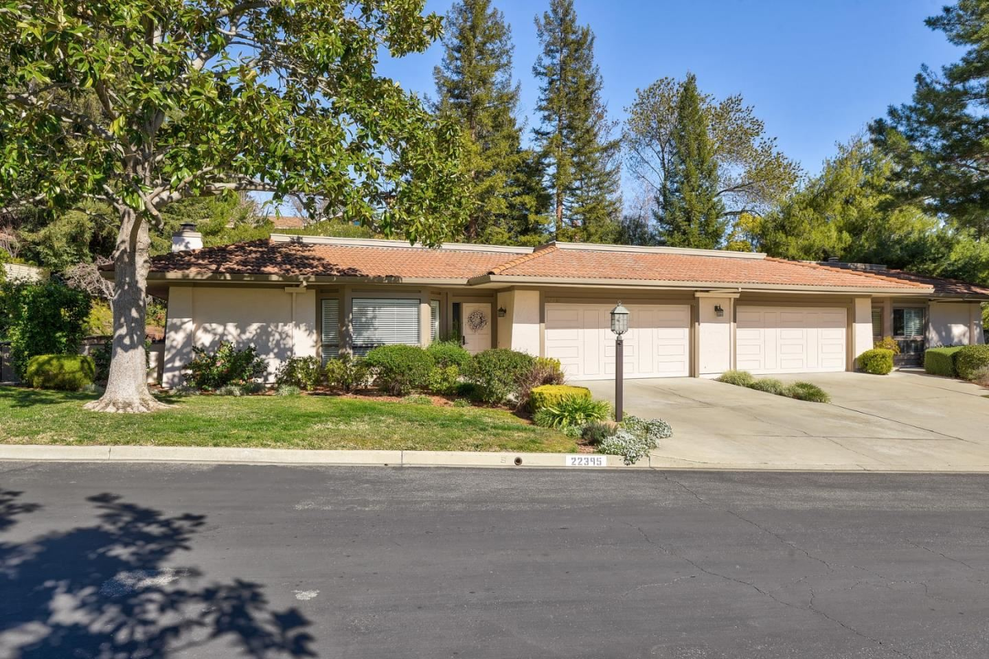 Photo for 22395 Rancho Deep Cliff DR, CUPERTINO, CA 95014 (MLS # ML81828994)