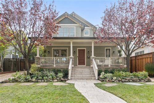 Photo of 1441 Balboa Avenue, BURLINGAME, CA 94010 (MLS # ML81867995)