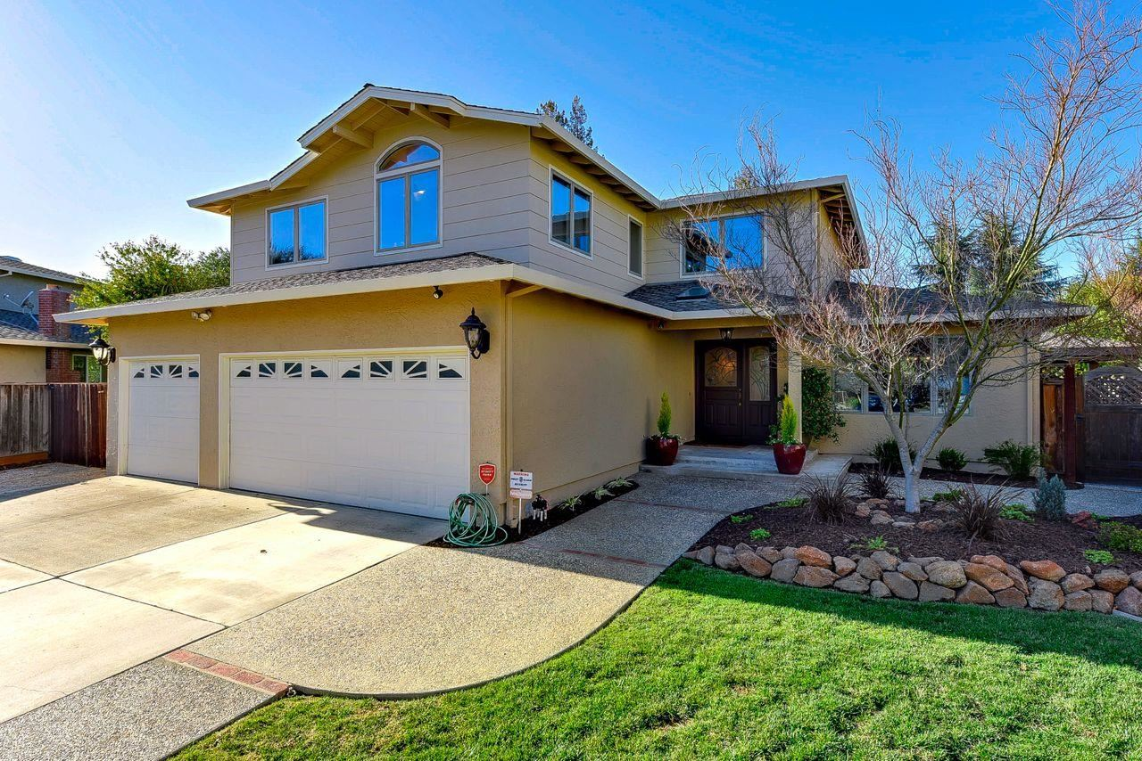 Photo for 1229 Swinging Gate CT, SAN JOSE, CA 95120 (MLS # ML81830995)