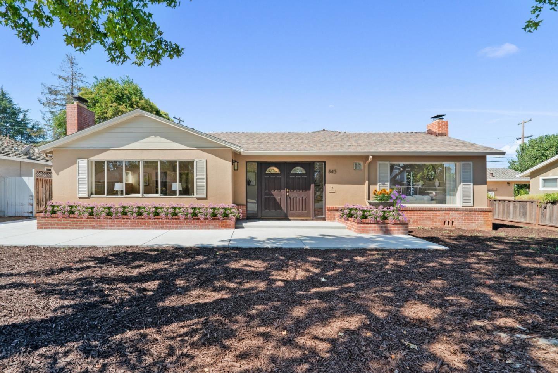 843 South Monroe Street, San Jose, CA 95128 - MLS#: ML81862995
