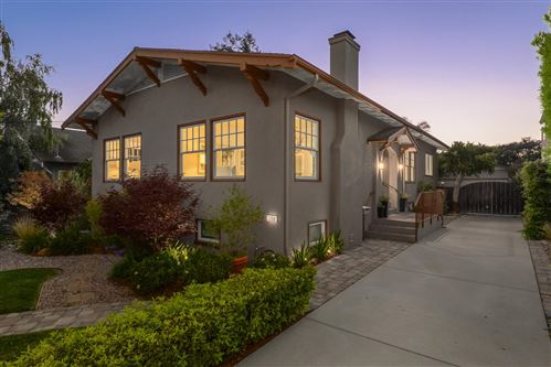 Photo of 1208 Edgehill Drive, BURLINGAME, CA 94010 (MLS # ML81854996)