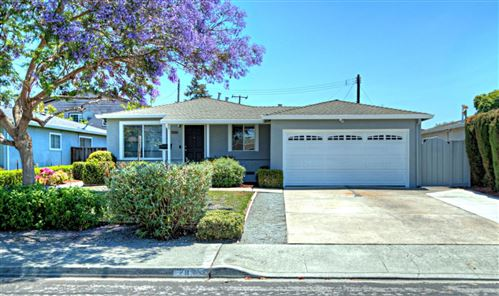 Photo of 2852 Cabrillo Avenue, SANTA CLARA, CA 95051 (MLS # ML81849997)