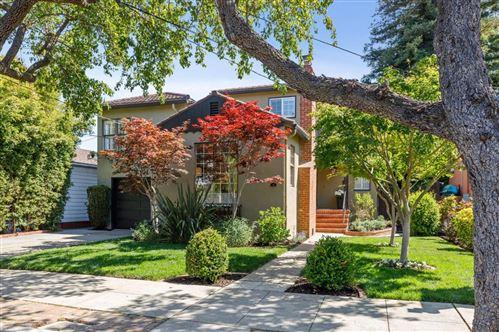 Photo of 34 Channing Road, BURLINGAME, CA 94010 (MLS # ML81853997)