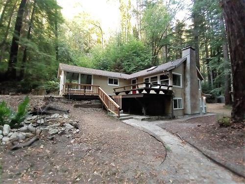Photo of 11065 Love Creek Road, BEN LOMOND, CA 95005 (MLS # ML81864999)