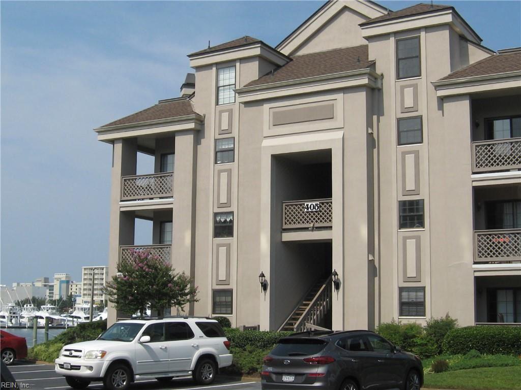 405 Harbour Point Drive, Virginia Beach, VA 23451 - MLS#: 10391006