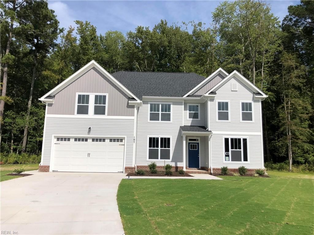107 Beautyberry Court, Suffolk, VA 23435 - MLS#: 10358035