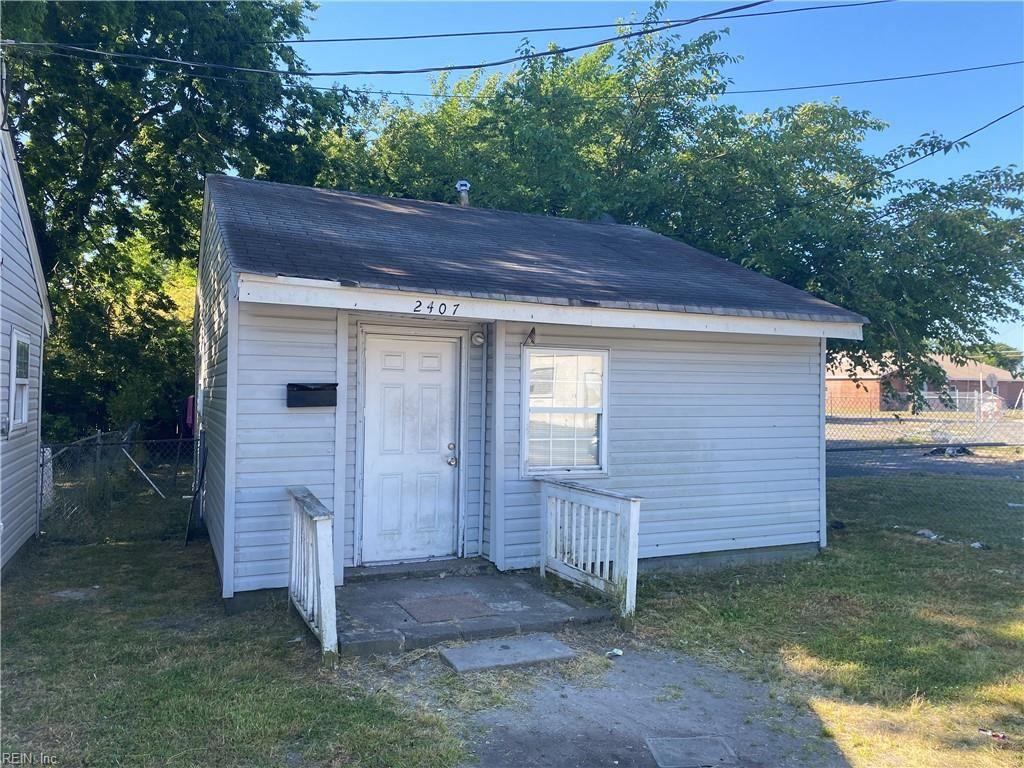 2407 Deep Creek Boulevard, Portsmouth, VA 23704 - MLS#: 10378037