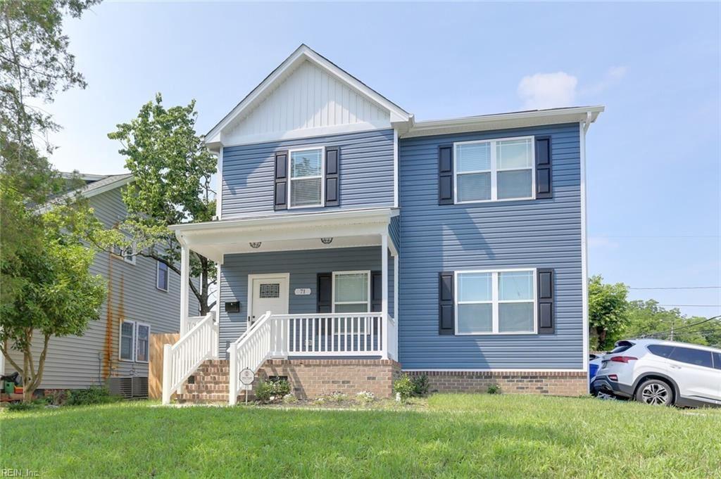 71 Cedar Avenue, Newport News, VA 23607 - MLS#: 10389040