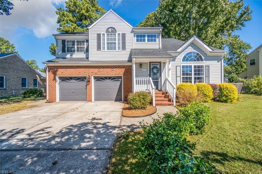 1022 Copper Stone Circle, Chesapeake, VA 23320 - #: 10403041