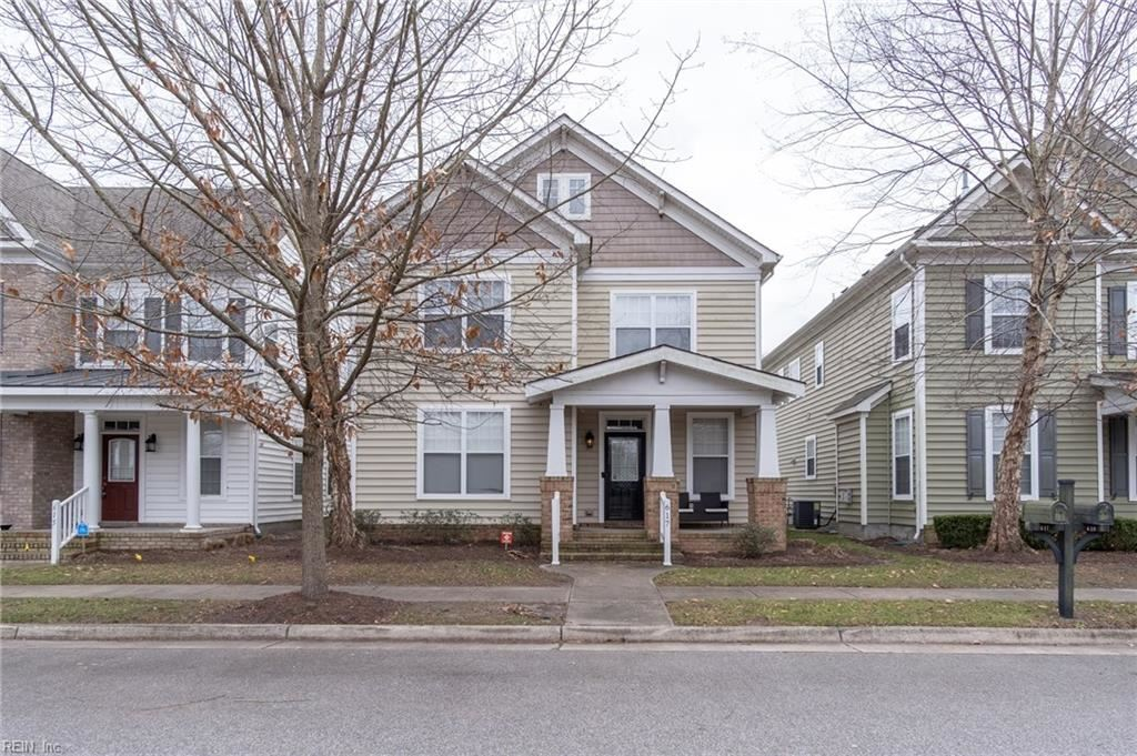 617 Water Lilly RD, Portsmouth, VA 23701 - #: 10301044