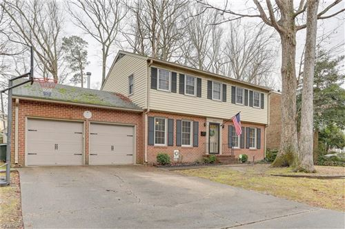 Photo of 2628 Marrow DR, Newport News, VA 23606 (MLS # 10364052)