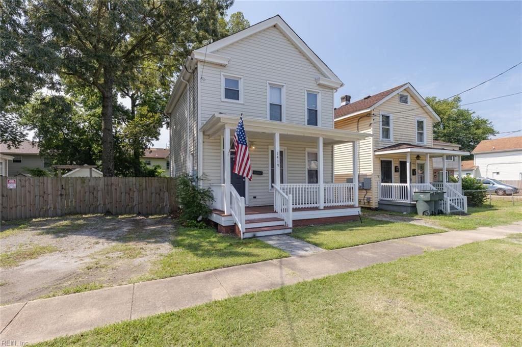 1419 W 27th Street, Norfolk, VA 23508 - MLS#: 10392076
