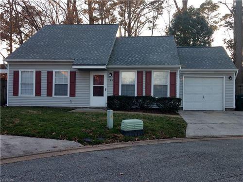 Photo of 164 S Hall WAY, Newport News, VA 23608 (MLS # 10358082)