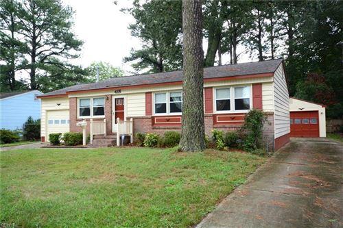 Photo of 418 Berkshire TER, Hampton, VA 23666 (MLS # 10335084)