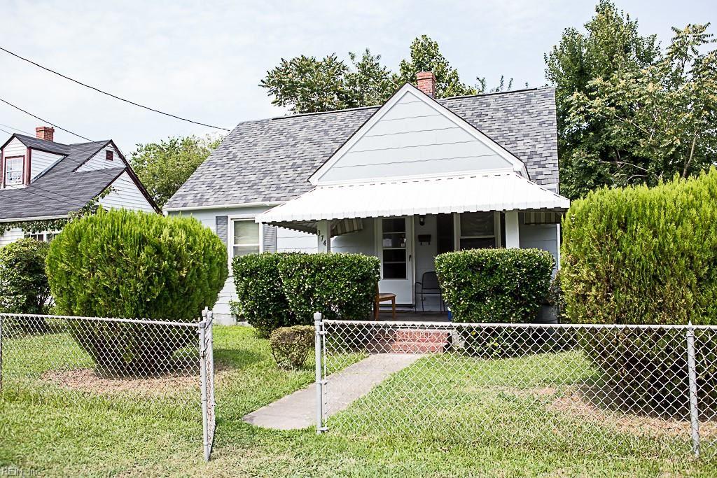 374 Dewey Avenue, Hampton, VA 23661 - MLS#: 10393094