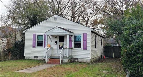 Photo of 119 Tappan AVE, Hampton, VA 23664 (MLS # 10352101)