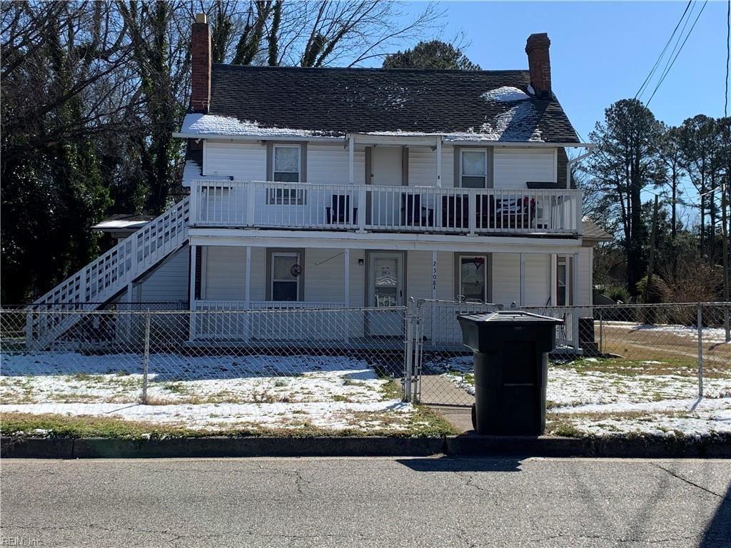 2508 Shell RD, Hampton, VA 23661 - #: 10359119