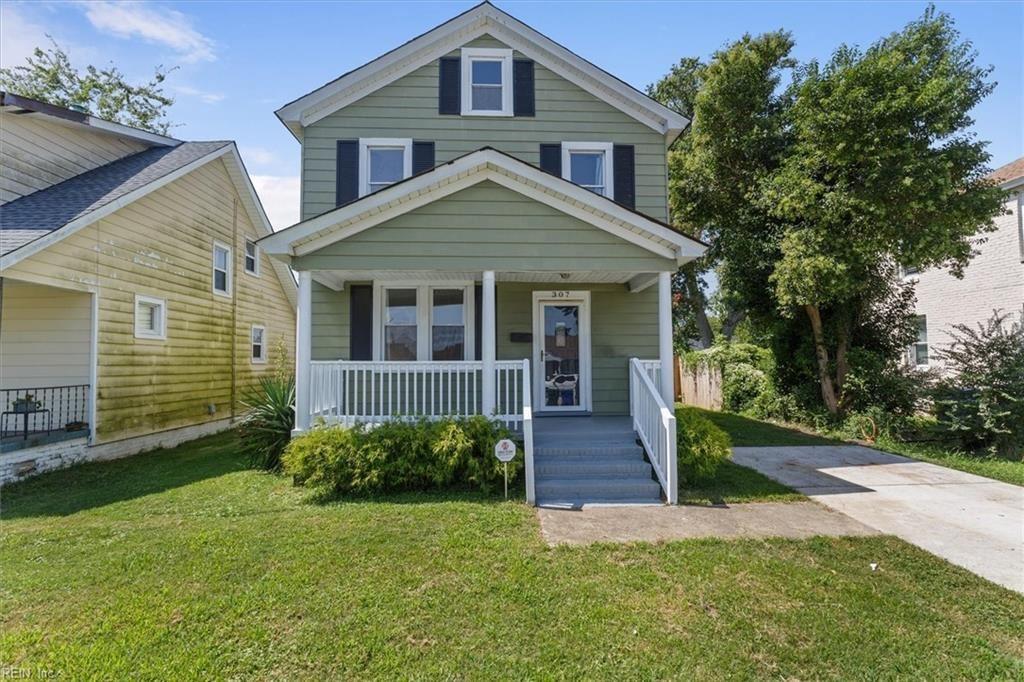 307 Hickory Avenue, Newport News, VA 23607 - #: 10399123