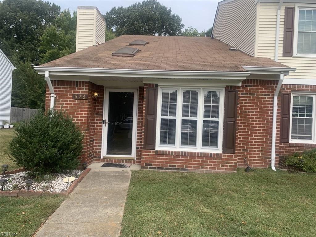 676 Hollomon Drive, Hampton, VA 23666 - MLS#: 10405166