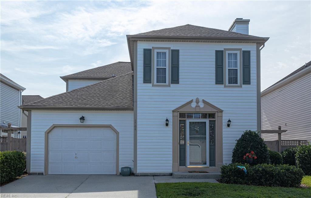 1704 Woodmill Street, Chesapeake, VA 23320 - #: 10403170
