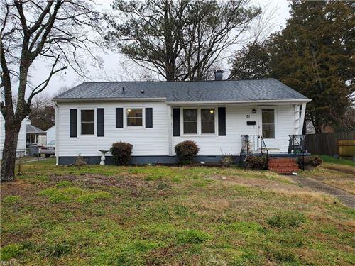 Photo of 31 Hickory Hill RD, Hampton, VA 23666 (MLS # 10362175)
