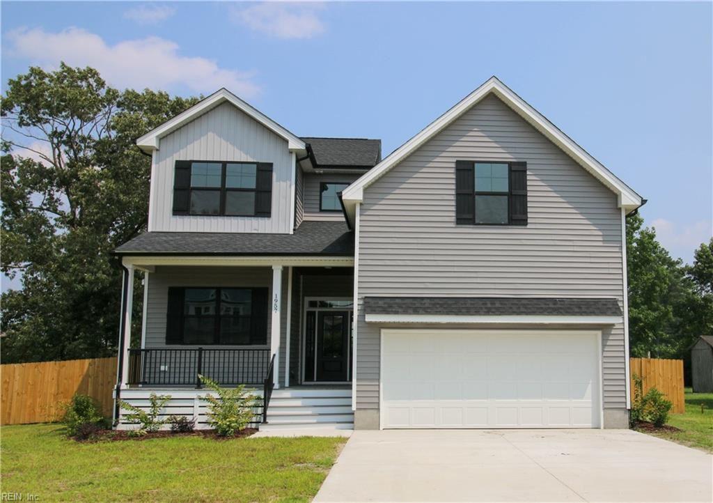1957 Reefwood RD, Chesapeake, VA 23323 - MLS#: 10391186