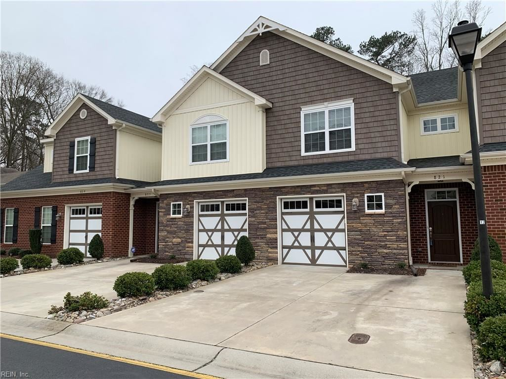 821 Tiffany Green CT, Chesapeake, VA 23320 - MLS#: 10362191