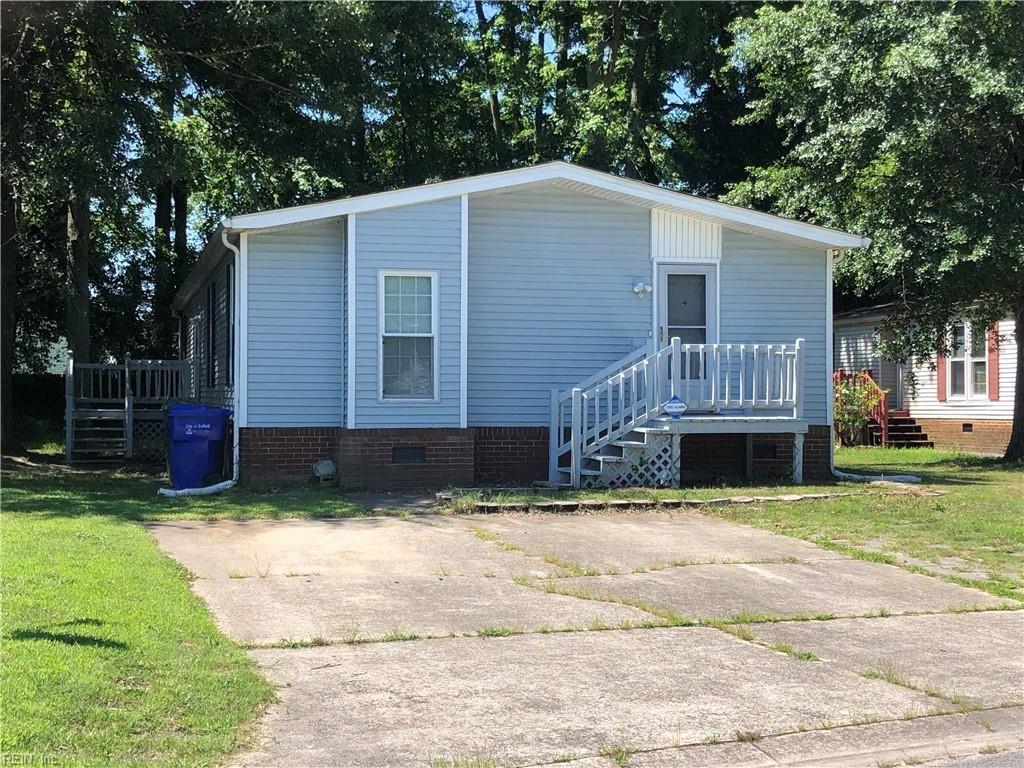 256 Burnetts Way, Suffolk, VA 23434 - MLS#: 10387218