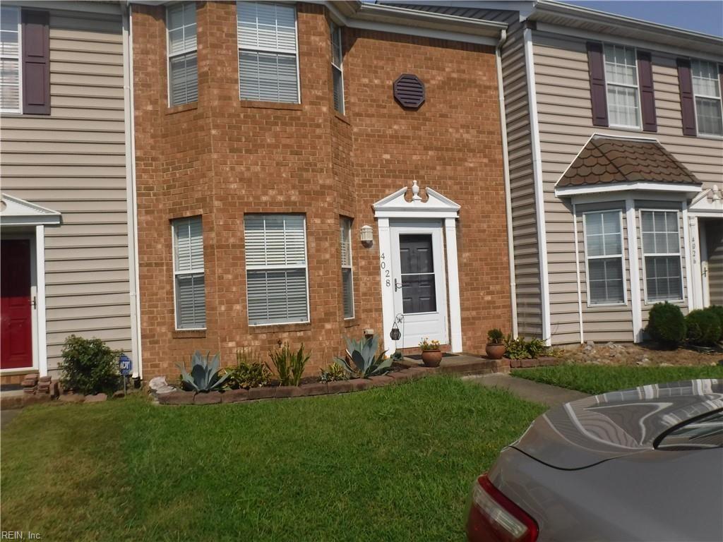 4028 Ketch Drive, Portsmouth, VA 23703 - #: 10401223