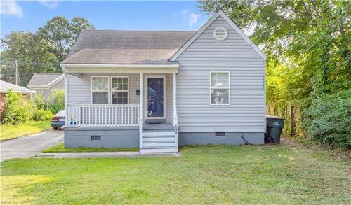 Photo of 1536 Aspin ST, Norfolk, VA 23502 (MLS # 10392250)