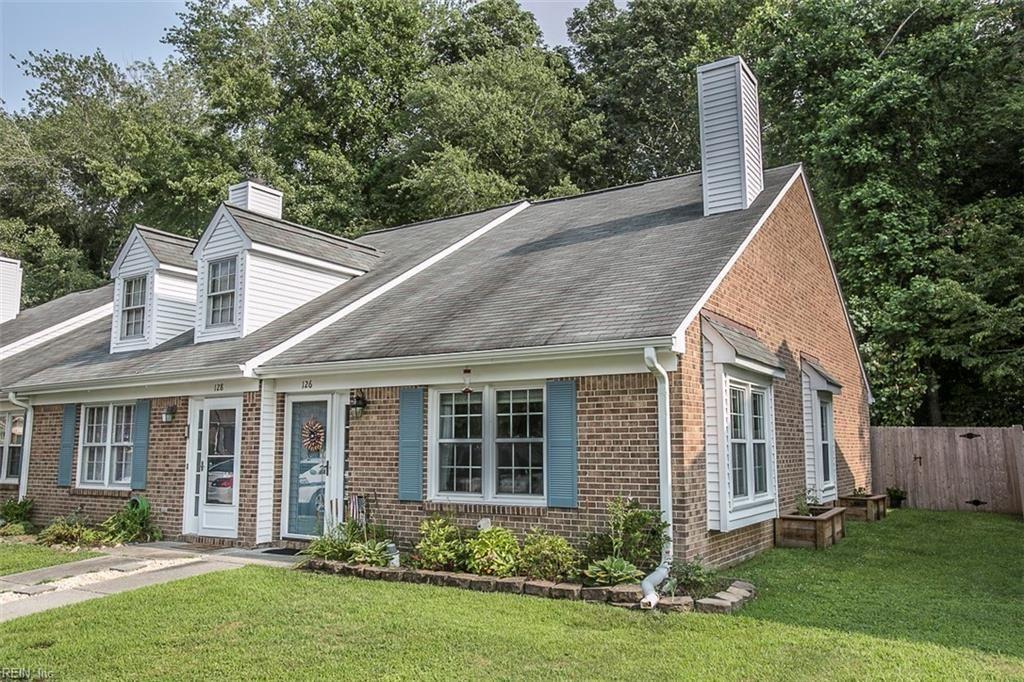 126 Briarwood Place, Yorktown, VA 23692 - MLS#: 10391254