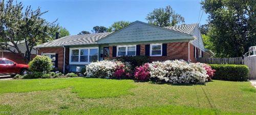 Photo of 8216 Mona AVE, Norfolk, VA 23518 (MLS # 10392275)
