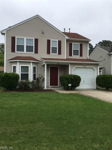 Photo of 510 Magistrate LN, Newport News, VA 23608 (MLS # 10348277)