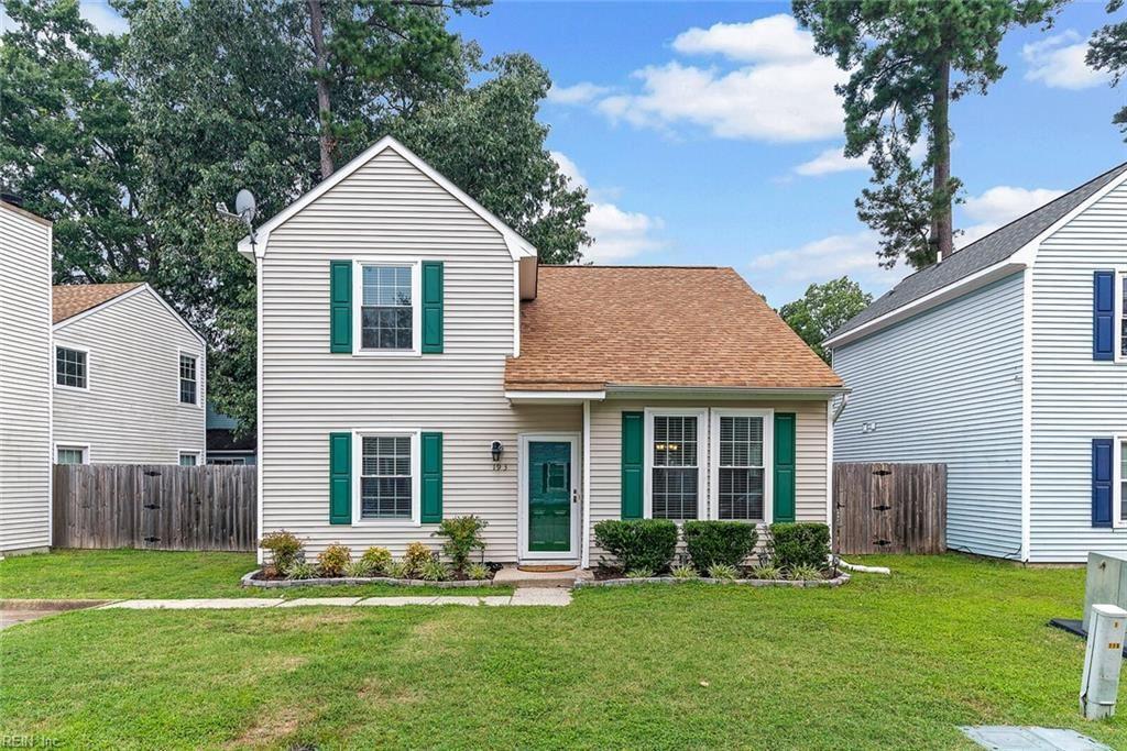 193 Gate House Road, Newport News, VA 23608 - MLS#: 10391287