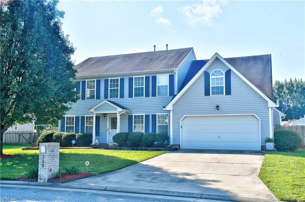208 Chenango CRES, Suffolk, VA 23434 - MLS#: 10401288
