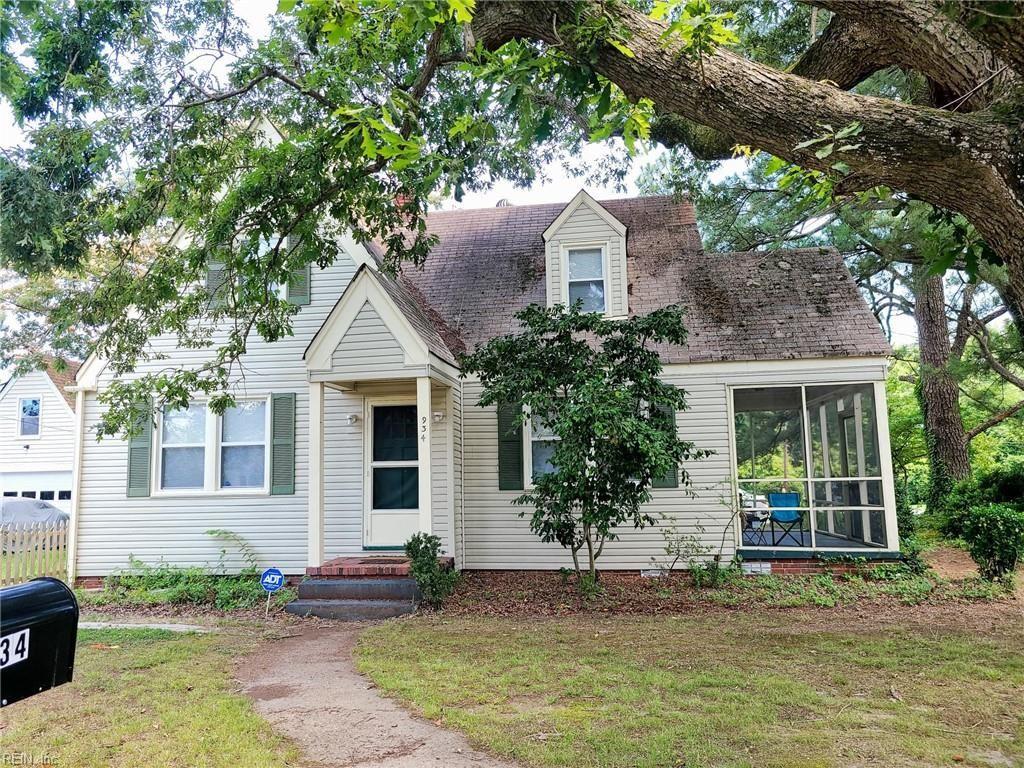 934 Wingfield AVE, Chesapeake, VA 23325 - MLS#: 10391290