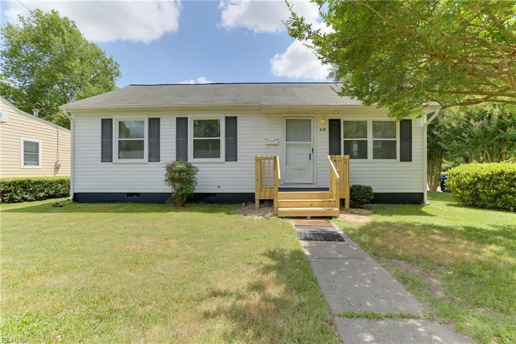 218 Boswell Drive, Hampton, VA 23669 - MLS#: 10405303