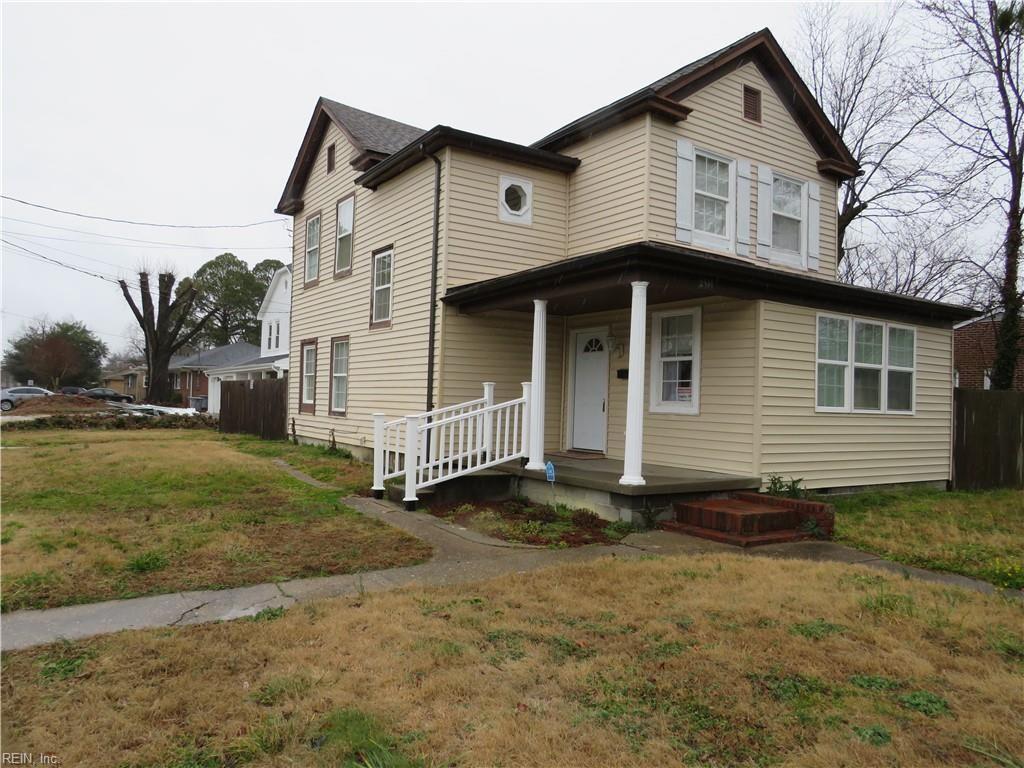 2501 Shell RD, Hampton, VA 23661 - #: 10362311