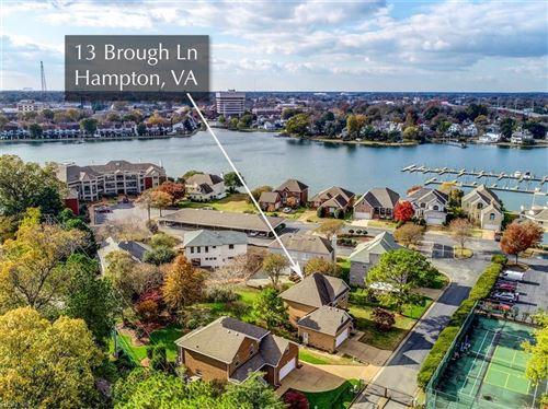 Photo of 13 Brough LN, Hampton, VA 23669 (MLS # 10291332)