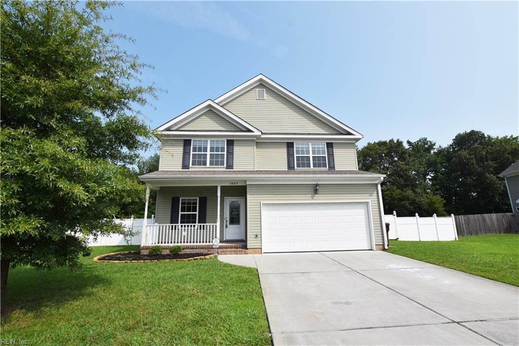 1057 Robert Welch Lane, Chesapeake, VA 23320 - MLS#: 10391339